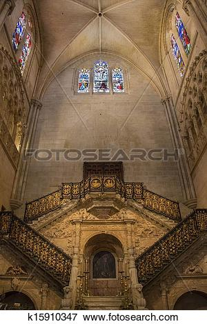 Picture of Golden Staircase.