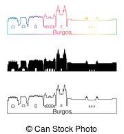 Burgos Vector Clip Art Royalty Free. 30 Burgos clipart vector EPS.