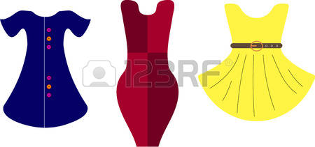 Burgundy colored clipart #3