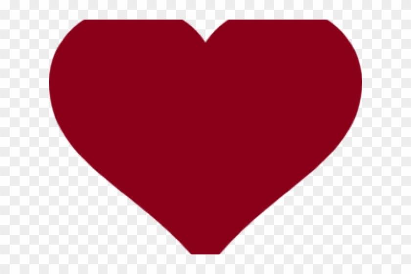Burgundy heart clipart 4 » Clipart Portal.