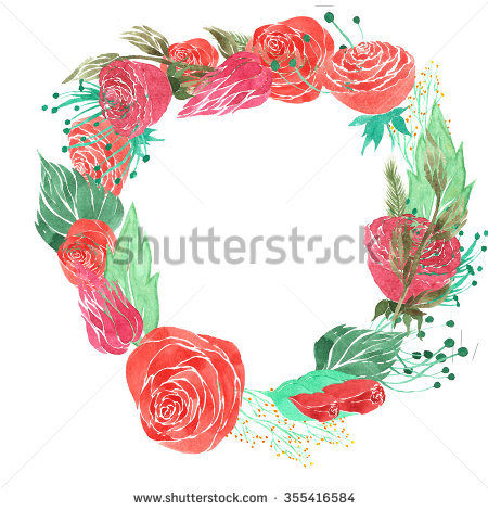 "MadamSaffa's ""Happy Valentines Day"" set on Shutterstock."