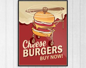 burger bar.