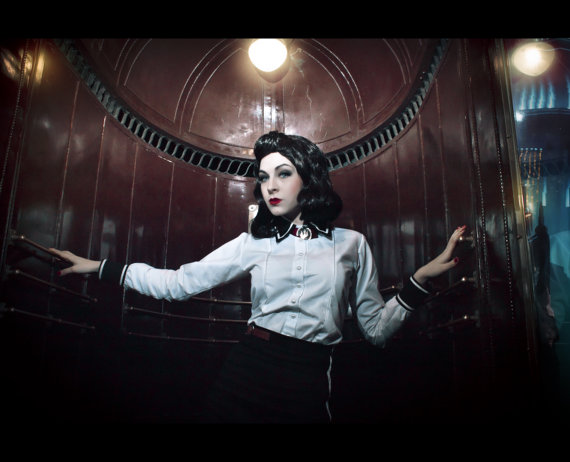 Elizabeth Bioshock Infinite Burial at Sea by SandyBoutiqueCosplay.