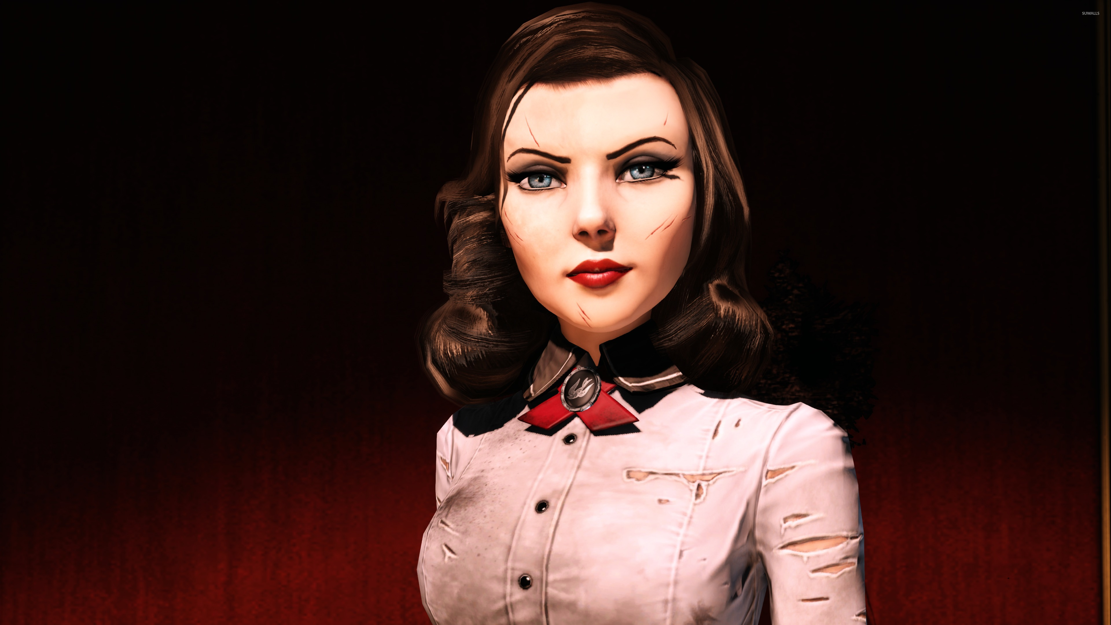 Bioshock infinite burial at sea elizabeth wallpaper.