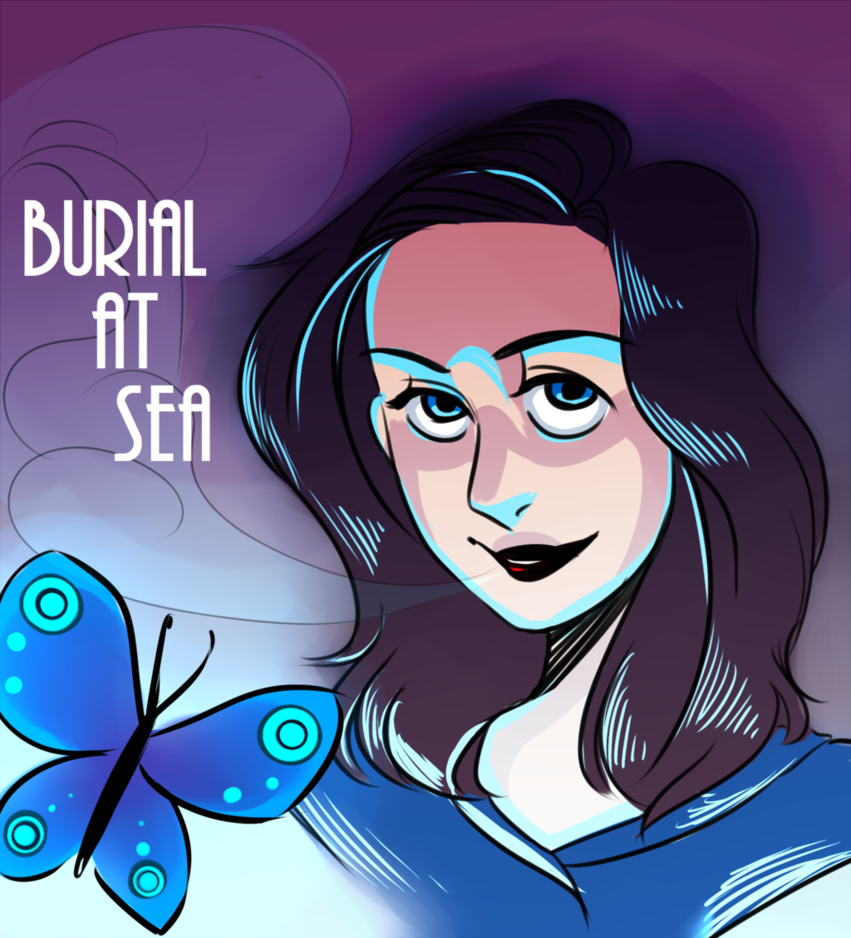 Burial At Sea by 2TONocean on DeviantArt.