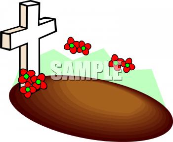 Clip Art Christian Burial Clipart.