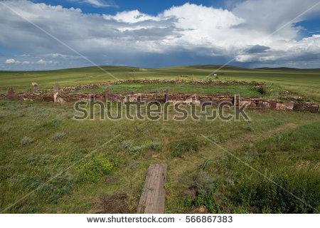 Burial Mound Banco de imágenes. Fotos y vectores libres de.