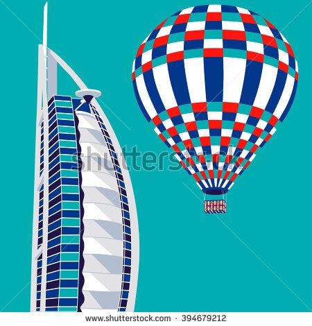 Burj Al Arab Stock Photos, Royalty.