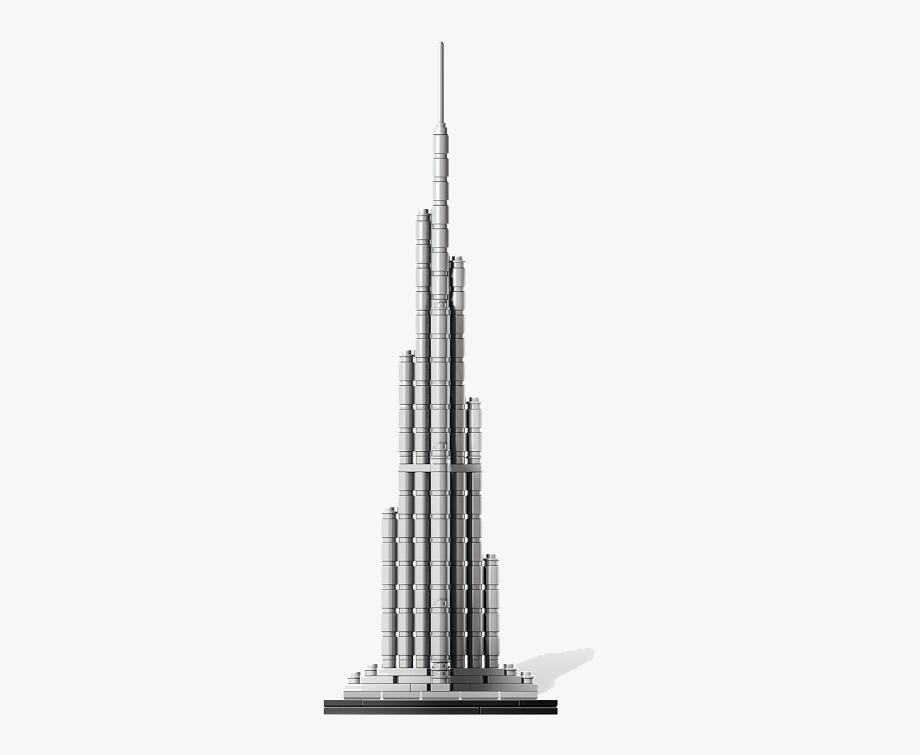 Burj Khalifa Png Free Image.