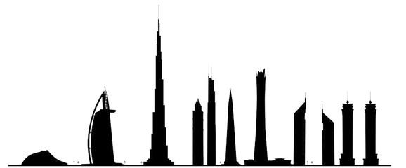 Burj Khalifa Silhouette at GetDrawings.com.
