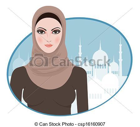 Pakistani burqa clipart - Clipground