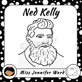 Ned Kelly Clipart.