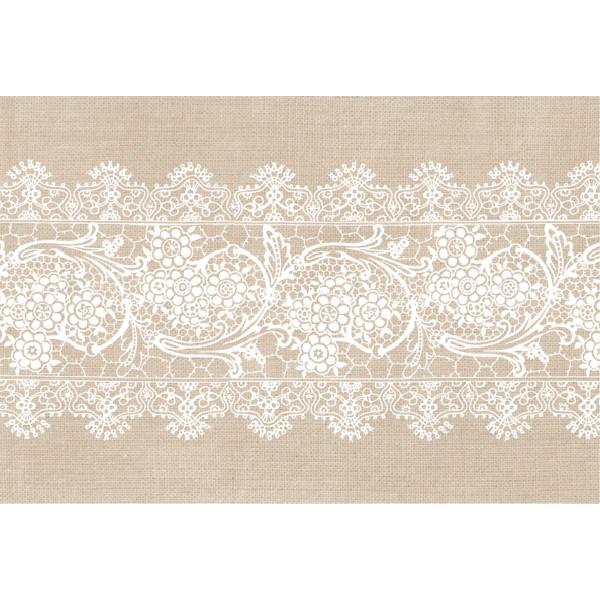 Lace clipart burlap lace, Lace burlap lace Transparent FREE.