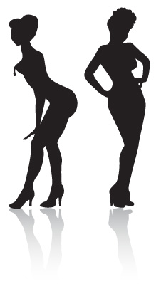 1000+ images about Burlesque Logos on Pinterest.