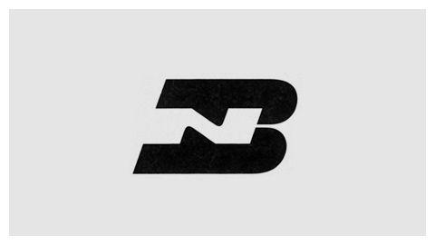 Burlington Northern Railroad (1965) Dans la série de logos.