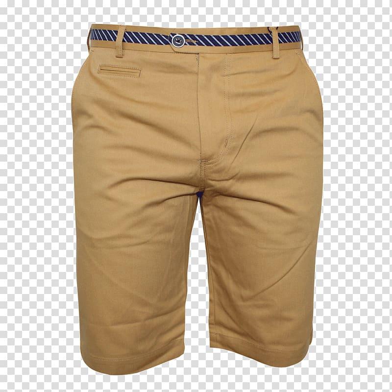 Bermuda shorts Trunks Khaki, men\'s trousers transparent.