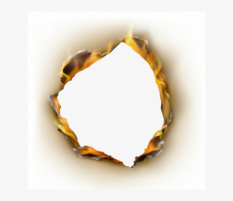 Burn Hole PNG Images.