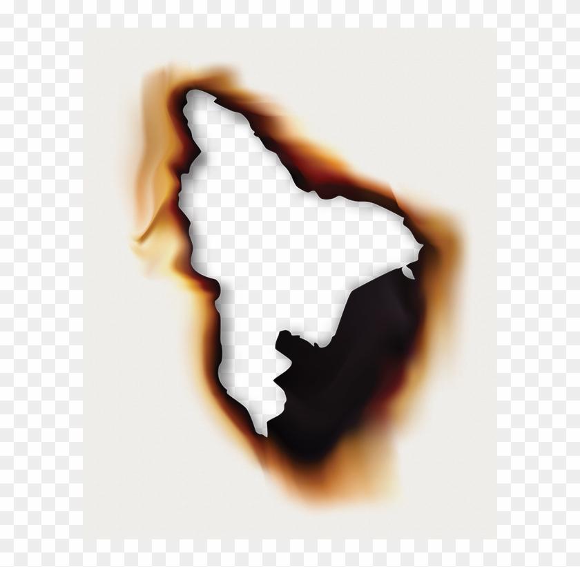 Burn Hole Png.