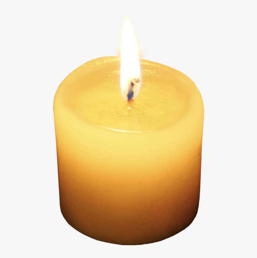 Png Photo, Burning Candle, Fractals.