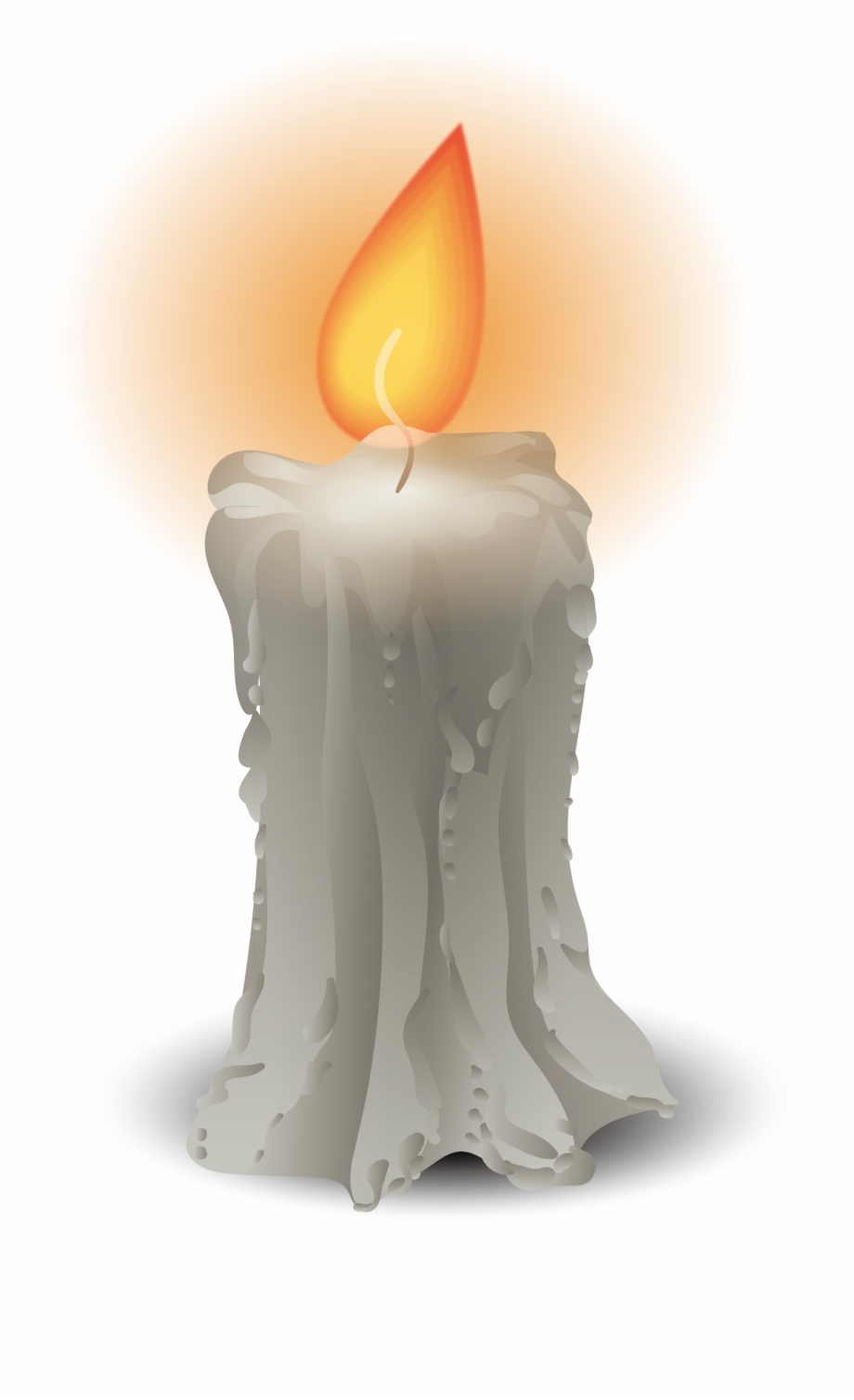 Candles Vector Candle Fire.