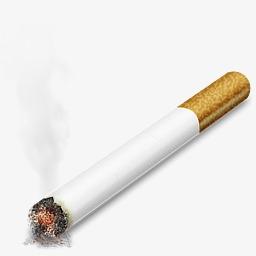 Burning Cigarette, Cigarette Clipart, Co #780987.
