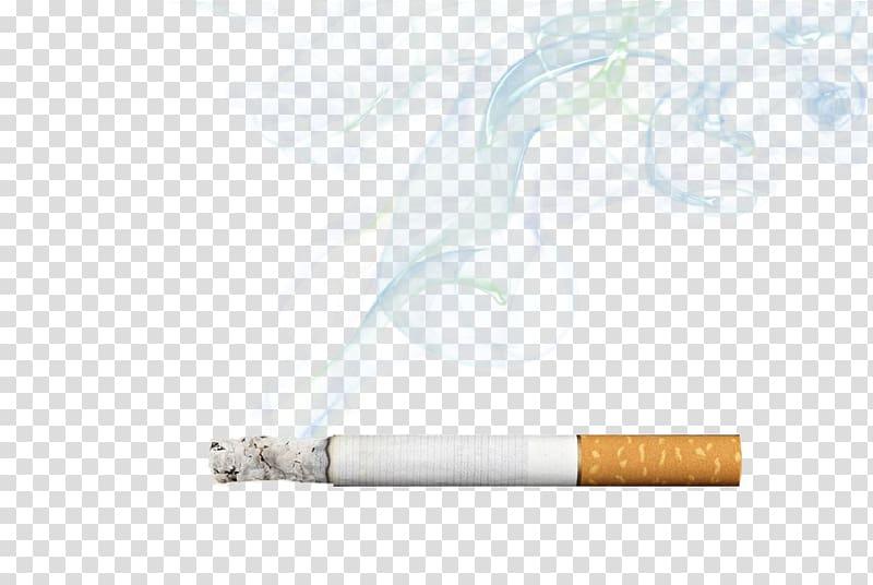 Burning cigarette transparent background PNG clipart.