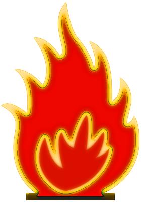 Burning Clip Art Download.