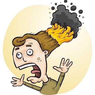 Hair Burning For Stronger, Healthier Hair.