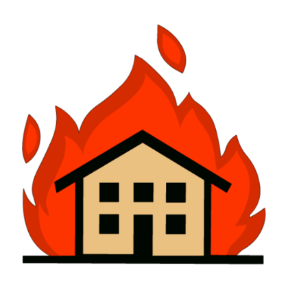 Free Burn Clipart burning house, Download Free Clip Art on Owips.com.