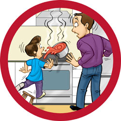 Clip Art Injury Prevention Clipart.