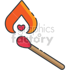 love is like a burning match . Royalty.