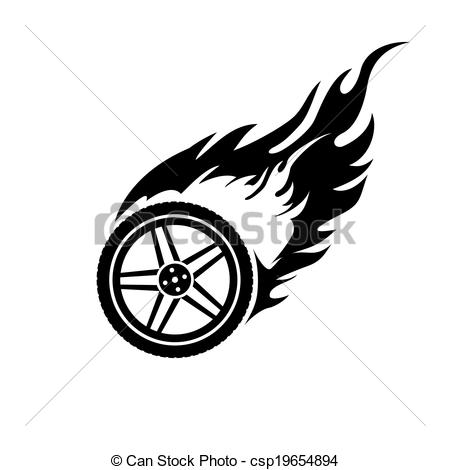 Burning rubber Vector Clip Art Royalty Free. 2,067 Burning rubber.
