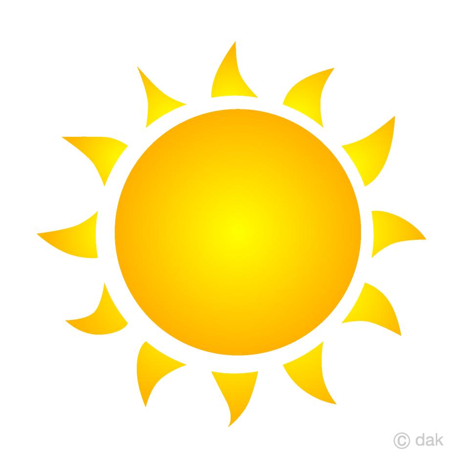 Free Burning Sun Clipart Image Illustoon.