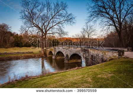 Burnside Bridge Stock Photos, Royalty.