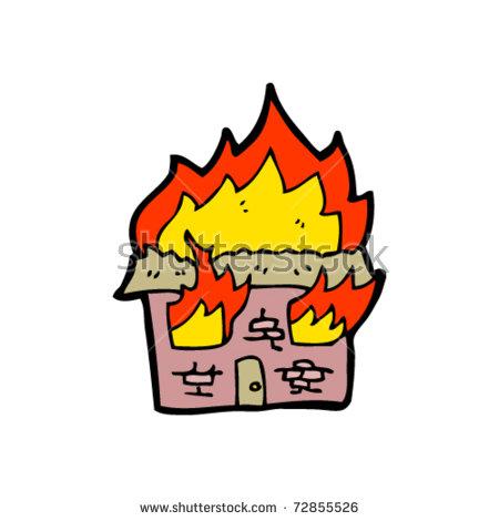 Burning House Stock Vectors, Images & Vector Art.