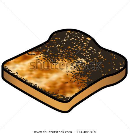 Burnt Toast Stock Photos, Royalty.