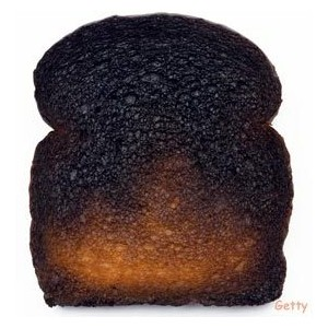 Burnt Clipart.