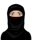 Burka clipart.