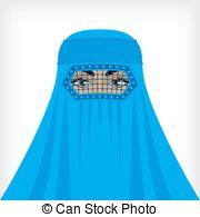 Burqa Vector Clip Art Royalty Free. 68 Burqa clipart vector EPS.