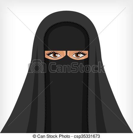 Burqa Illustrations and Clip Art. 74 Burqa royalty free.