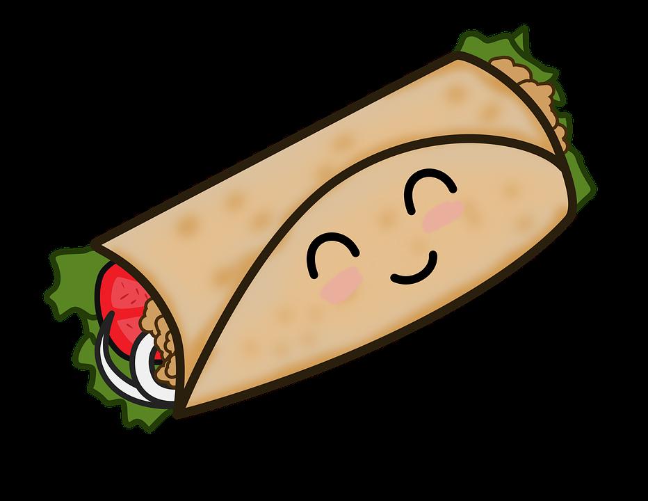 Burrito Drawing.