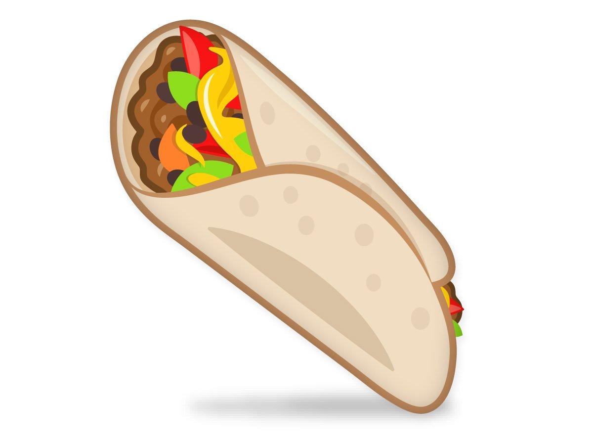 Burrito Clipart.