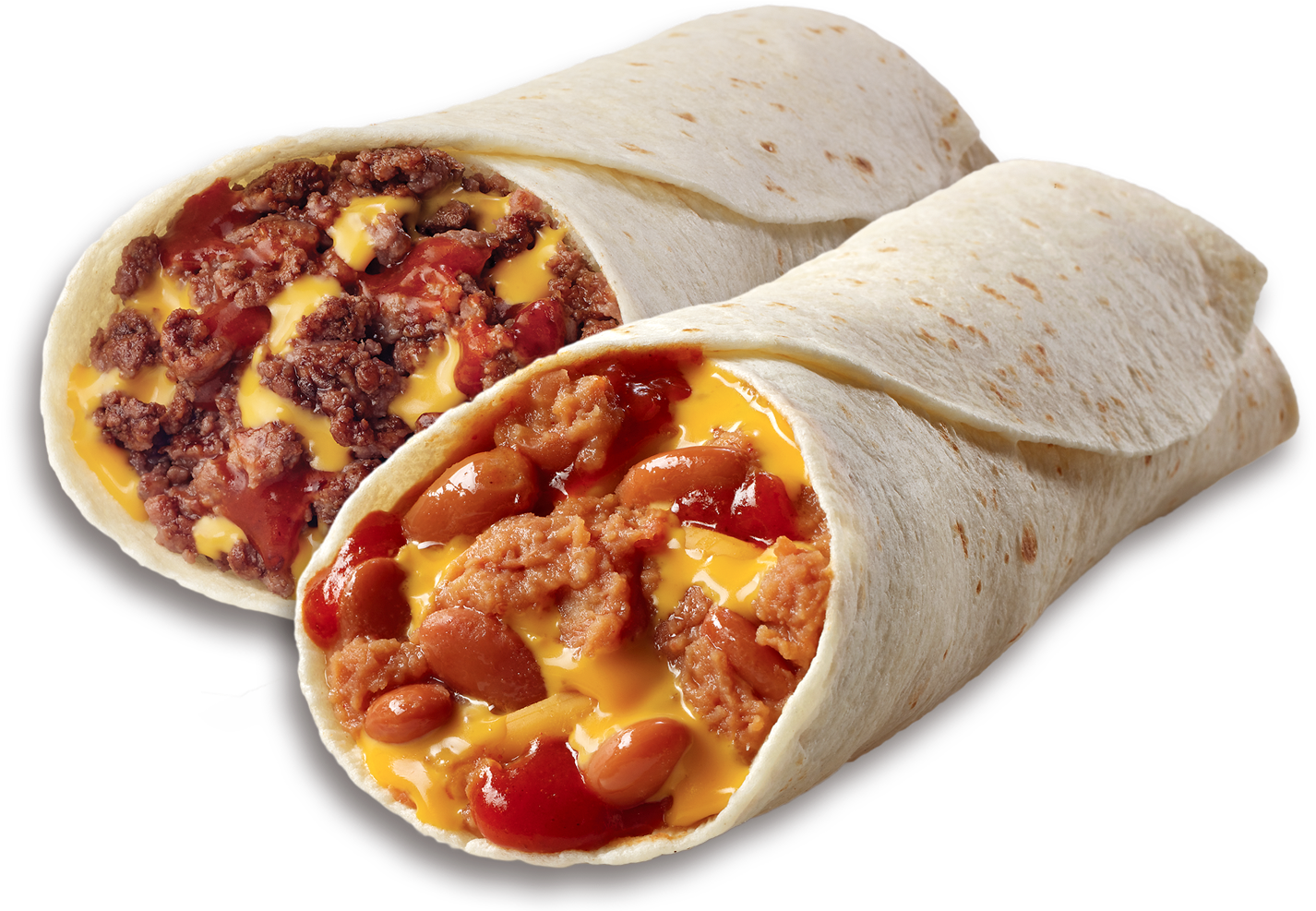 HD Burrito Transparent PNG Image Download.