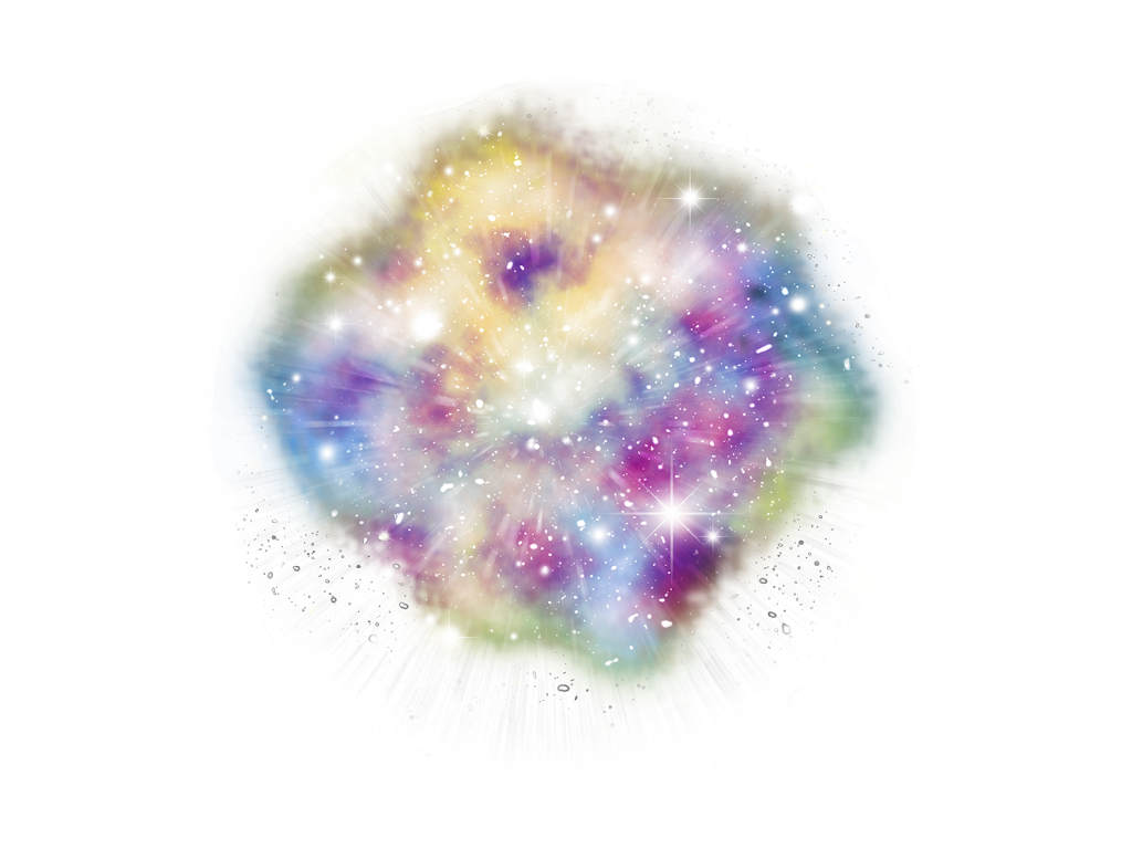 FreeToEdit clipart png stars galaxy burst with a transp.