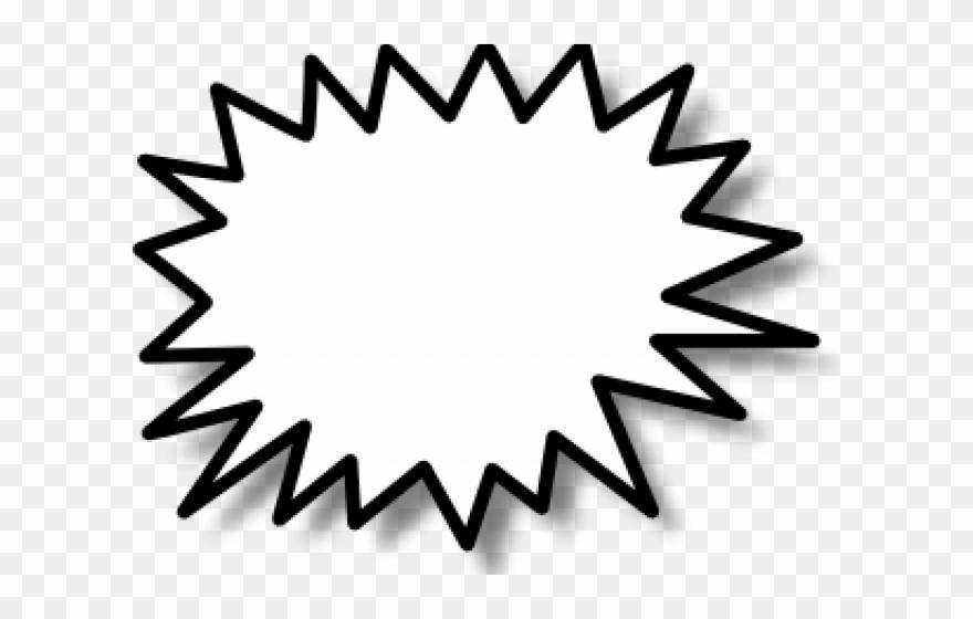 Star Burst Clip Art.