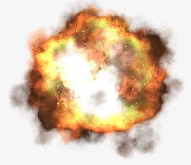 Explosion Effects PNG, Clipart, Burst, Effect, Effects.