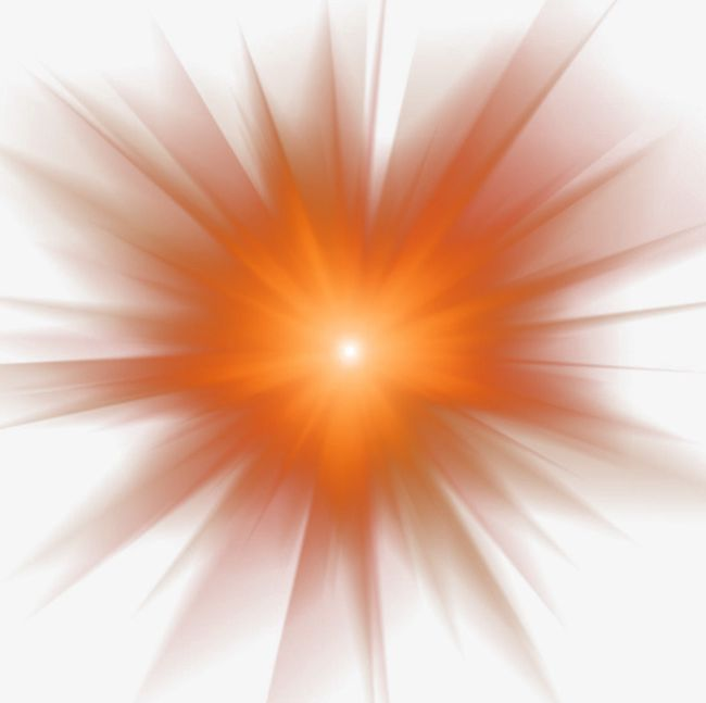 Decorative Yellow Light Burst PNG, Clipart, Background, Background.