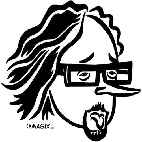 Tim Burton Clip Art.