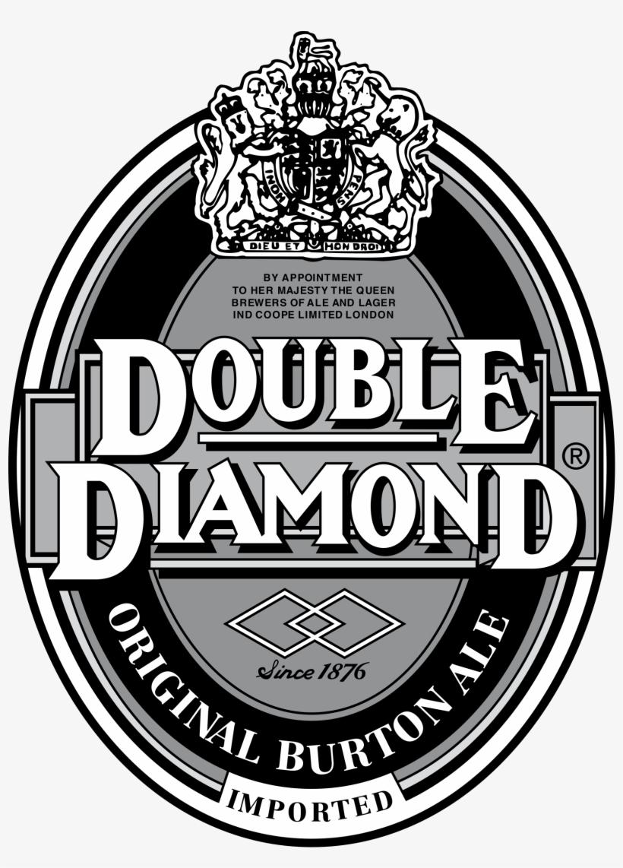 Double Diamond Logo Png Transparent.