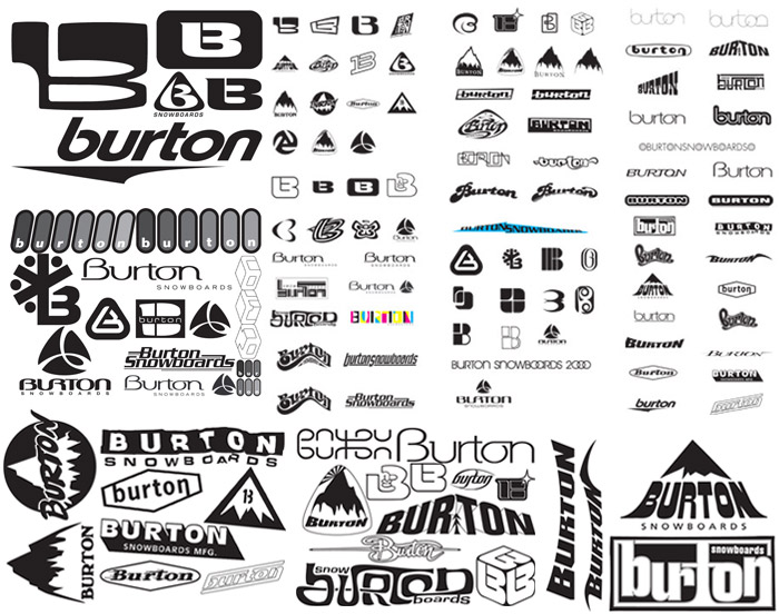 How Burton Snowboards Logo Reinforced Their Business.